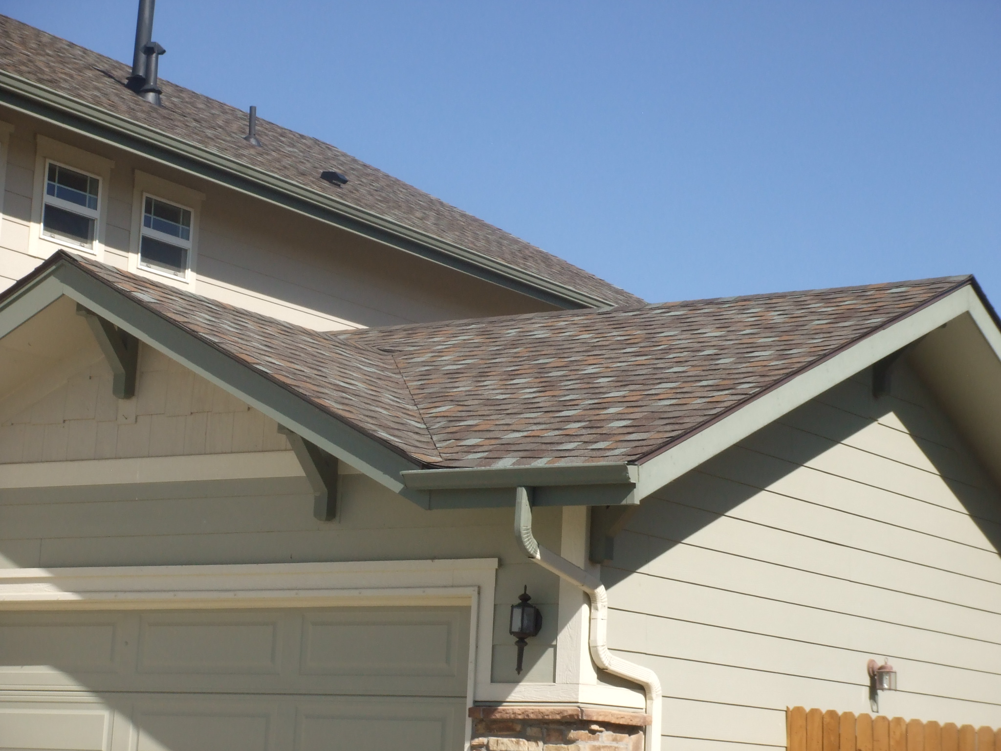 Roofing and siding simco corp for Fiber cement composite roofing slate style